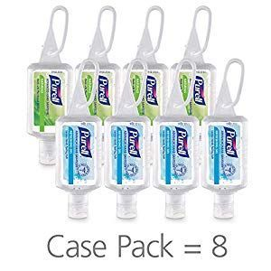 Purell Advanced Hand Sanitizer Variety Pack Naturals And