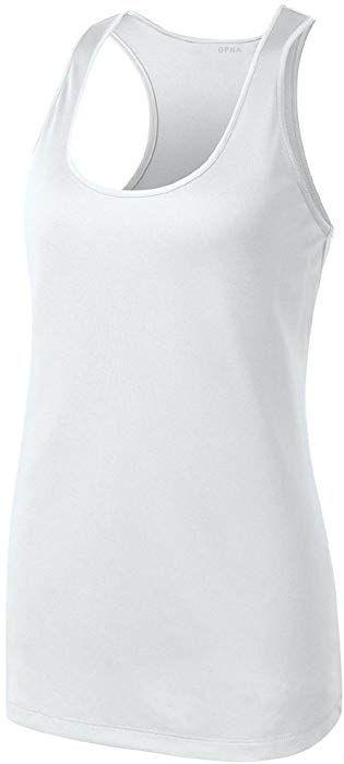 Opna Racerback Tank Tops for Women Moisture Wicking Workout Shirt Sizes XS-4XL