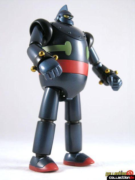 Tetsujin 28 Transformer Big Robots Robot Design Vinyl Toys