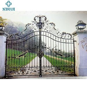 Wholesale Simple Iron Gate Grill Designs Aluminum Swing Gate From M Alibaba Com Wrought Iron Driveway Gates Wrought Iron Gates Wrought Iron Design