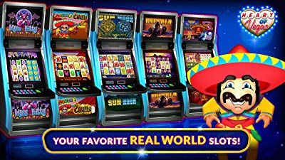 Free Las Vegas Slot Machine Games