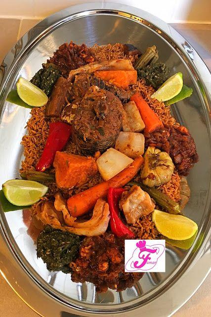 Tieboudiene Bou Khonk Riz Au Poisson Rouge Les Recettes De Famar Recettes De Cuisine Africaine Recette Africaine Poisson Recettes De Cuisine