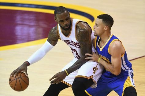 Cleveland Cavaliers vs. Golden State Warriors: Live Score, Analysis for Game 7