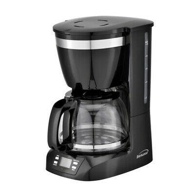 Brentwood Appliances Ts 219bk 10 Cup Digital Coffee Maker In 2020 Coffee Maker Single Cup Coffee Maker Coffee And Espresso Maker