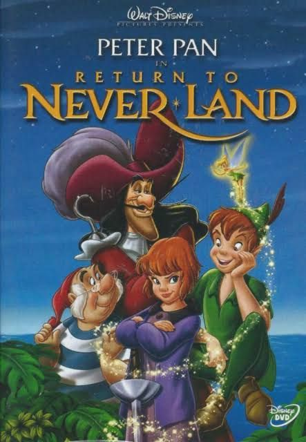 Pin By Ahmet Gungoren On Animations In 2020 Cartoon Movies Cartoon Return To Never Land