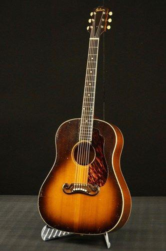1939 Gibson J 55 Sunburst Guitars Acoustic Blue G Gibson Guitars Acoustic Gibson Acoustic Acoustic Guitar