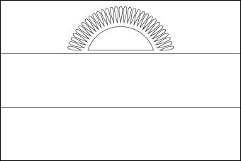 Malawi Flag Coloring Pages Flag Coloring Pages Malawi Flag Coloring Pages