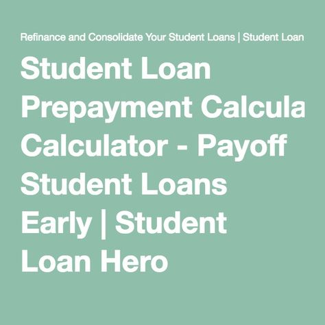 The USA Funds Student Loan Repayment Calculator provides estimated - loan interest calculator