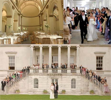 Place In Richmond Park Think It Would Be About To Hire But You Can Have Civil Ceremony There I Need Use Their Caterers So Dunno Corkage