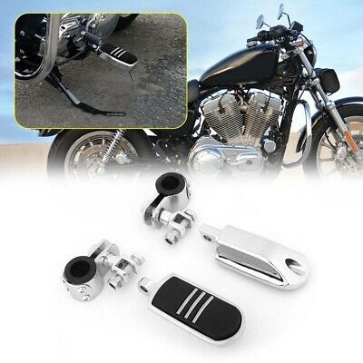Details About 1 25 Motorcycle Streamliner Engine Gurad Highway Foot Pegs Pedals For Harley Motorcycle Parts And Accessories Motorcycle Parts Harley Davidson