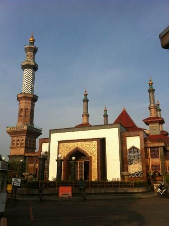 Picture Of Masjid At Taqwa Cirebon In 2021 Masjid Grand Mosque Pictures