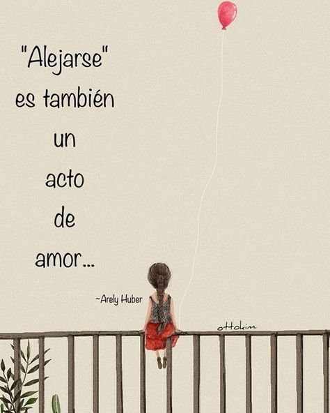 """~Letras en café — """"Alejarse"""" es también un acto de amor… (Propio)..."""