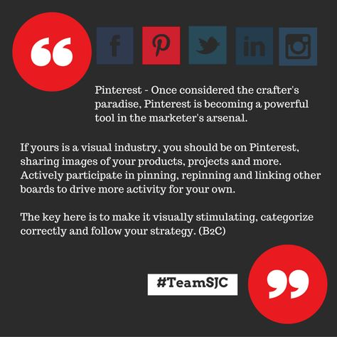 You searched for pinterest | SJC Marketing