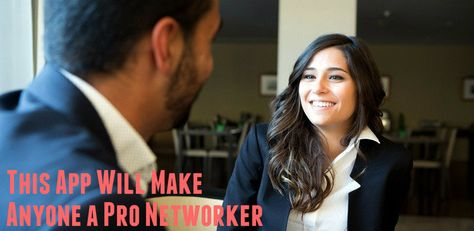 Our #1 networking app //