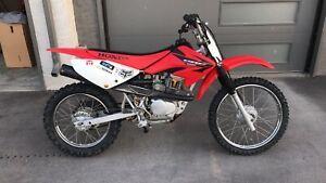 Dirt Bike Honda 100cc Bike Honda 100cc Dirt Bike