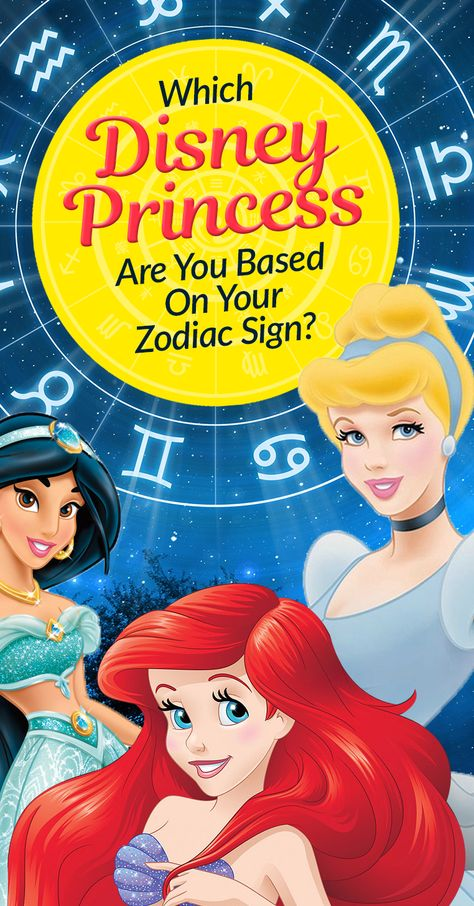 What is your true Disney personality, according to the stars?