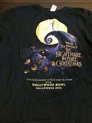 Nightmare Before Christmas Concert 2020 DANNY ELFMAN THE NIGHTMARE BEFORE CHRISTMAS CONCERT HALLOWEEN