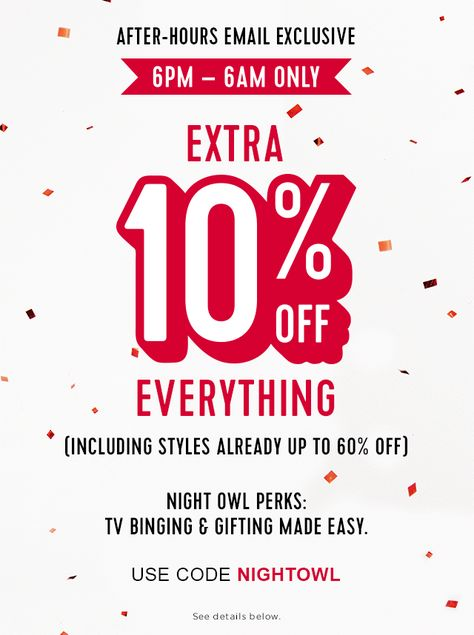 Old Navy - Extra 10% Off