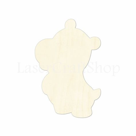 Tags Ornaments Laser Cut #1124 Cloud Wooden Cutout Shape Silhouette