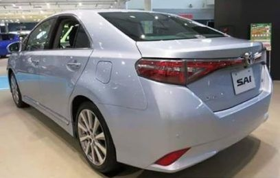 Toyota Sai New Model Coming Soon Toyota Upcoming Cars New Upcoming Cars