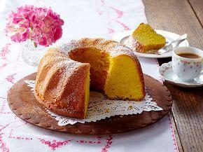 Saftiger Pfundskuchen Rezept Schnelle Kuchen Backen Kuchen Ohne Backen Schneller Kuchen