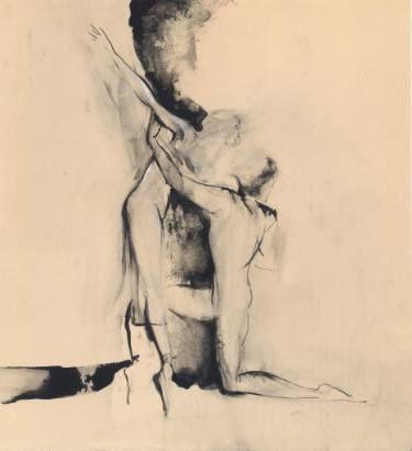 """"""" Dancing fume """" ( Plisetskaya & Māris Liepa)#art #illustration #drawing #draw #picture #artist #sketch #artists #arte #sketchbook #paper #pen #pencil #artsy #drawings"""