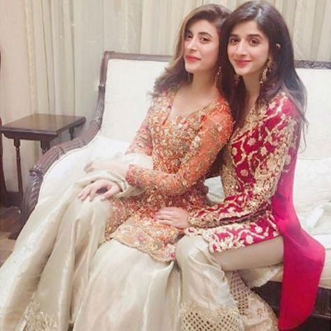 Actress Urwa Hocane & Farhan Saeed Mehndi Exclusive - Latest Fashion, Ladies Fashion Mens Fashion and Style Guide