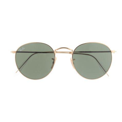 Ray-Ban® retro round sunglasses