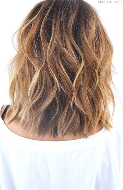 I Would Just Like To Style My Hair Like This Without Spending 80 On Product Is That Too Much To Ask For Beach Wave Perm Wave Perm Hair Styles