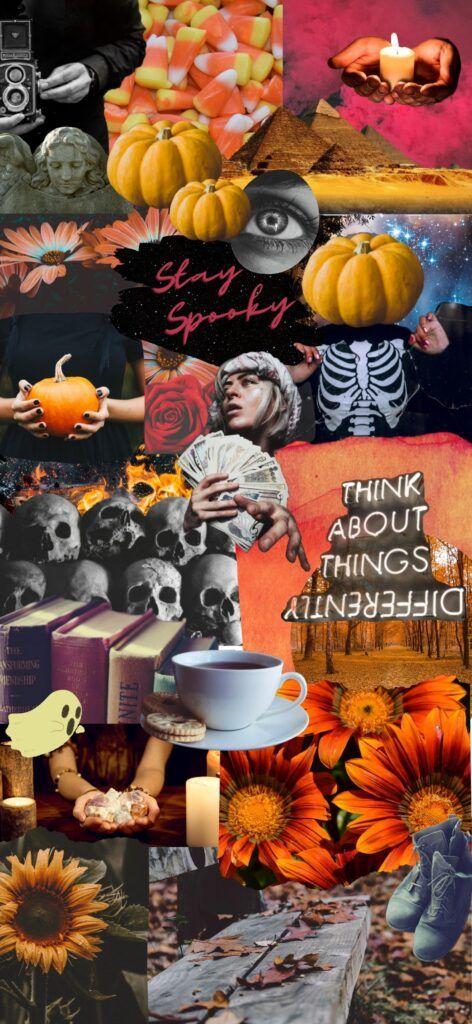 Halloween Aesthetic Iphone Backgrounds Vsco Cute And Spooky Wallpaper Halloween Wallpaper Halloween Wallpaper Iphone Halloween Backrounds