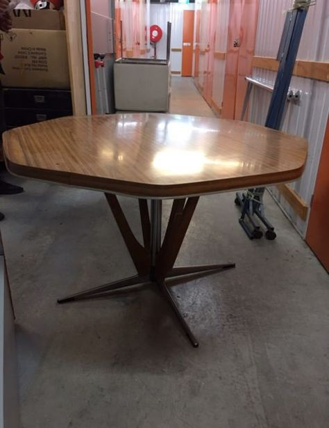 70s Vintage Dining Table Dining Tables Gumtree Australia