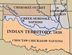Maps And History Of Oklahoma County 1830 1900 1 Native American Symbols Native American Map Indian Territory Oklahoma