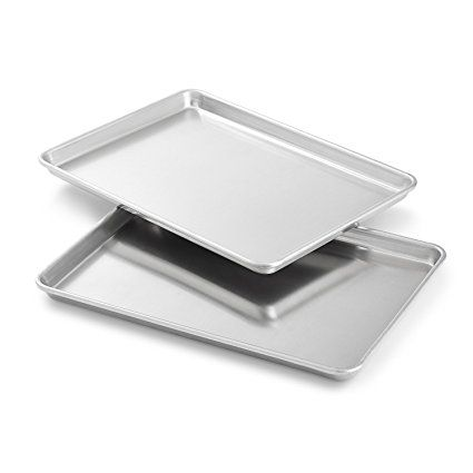 Polar Ware 1 4 Size Baking Sheet 2 Ct Review Stainless Steel Cookie Sheet Baking Sheet Cooking Sheet