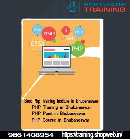 Php Training In Bhubaneswar Web Design Training Web Development Training Interactive Websites