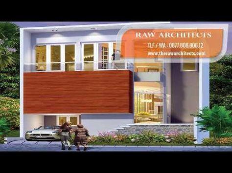 contoh teras rumah minimalis 2 lantai