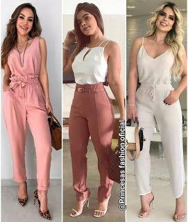 5bebab759e46 Os looks mais desejados do momento - clique e veja agora mesmo   2019 style  em 2019   Looks femininos, Roupas femininas e Roupas chique