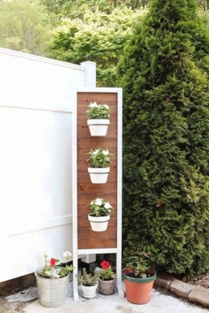 63 Cool Diy Vertical Garden For Front Porch Ideas Porch Herb