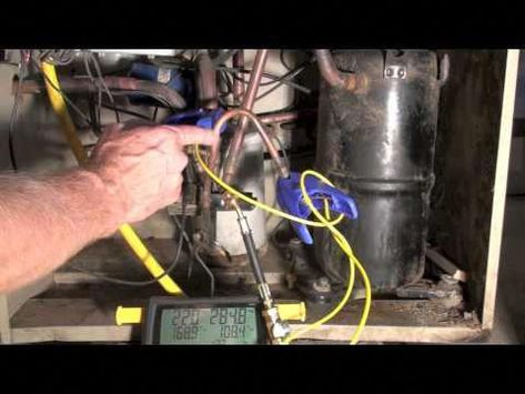 Hvac Troubleshooting Hvactraining Wall Air Conditioner