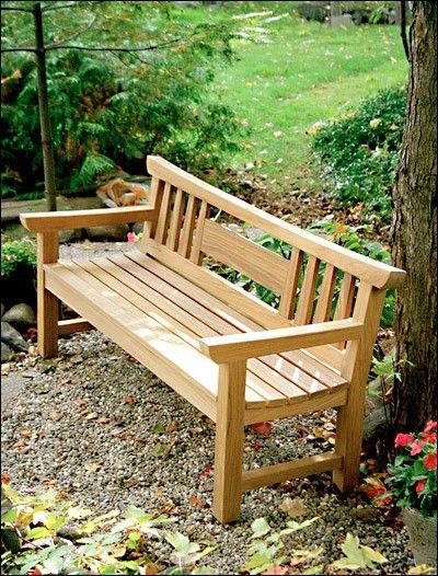 Japanese Garden Bench Project Plan | Wood Stuff | Pinterest | Bench,  Japanese And Gardens