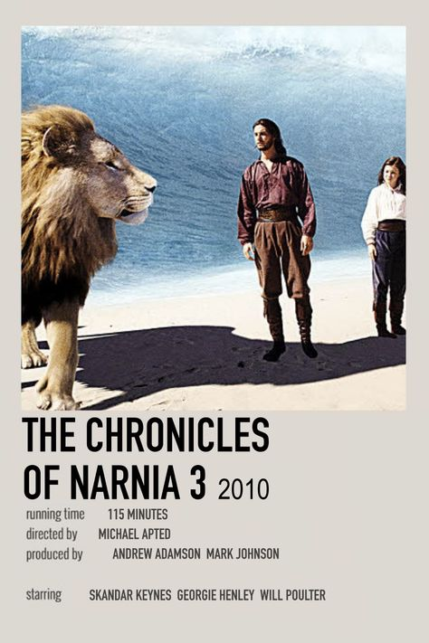 The Chronicles of Narnia: The Voyage of the Dawn Treader by Cass