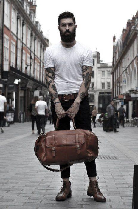 Wie trägt man Stiefel für Männer 50 Stil und Mode Ideen
