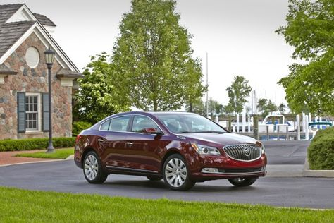 Gmc Buick Bringing Android Auto To Some Models This Year Buick Lacrosse Buick Models Buick