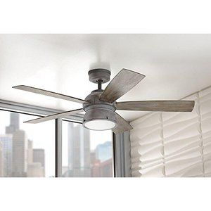 The Best Farmhouse Ceiling Fans Gray Ceiling Fan Farmhouse Ceiling Fan Ceiling Fan Weathered gray ceiling fan
