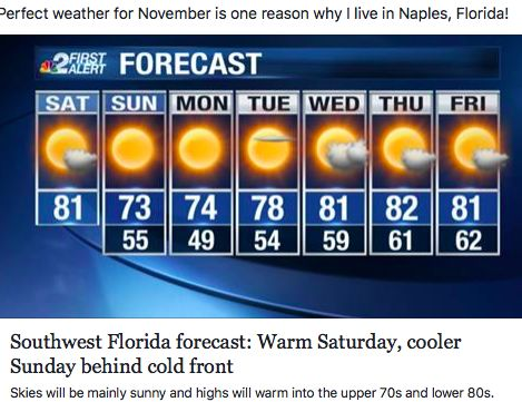 november weather for naples florida everything naples pinterest naples and naples florida