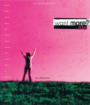 Want More? Life - Natalie Lloyd