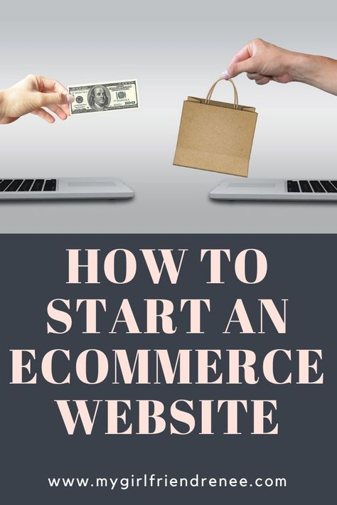 How to Start Selling Products on Your Website — My Girlfriend Renee