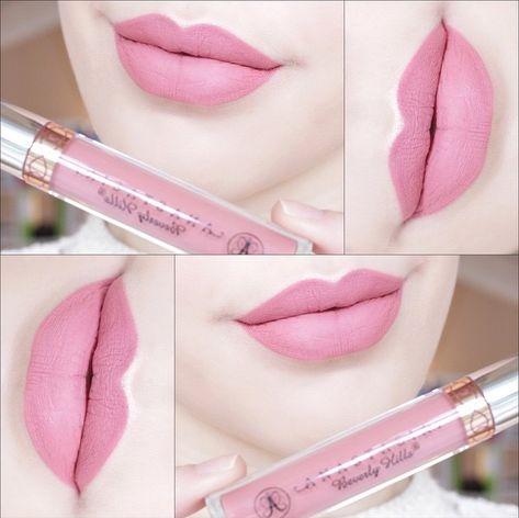 Anastasia Beverly Hills Liquid Lipstick :: LOVELY