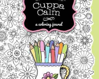 One Sided Coloring Books For Adult Marker Lovers