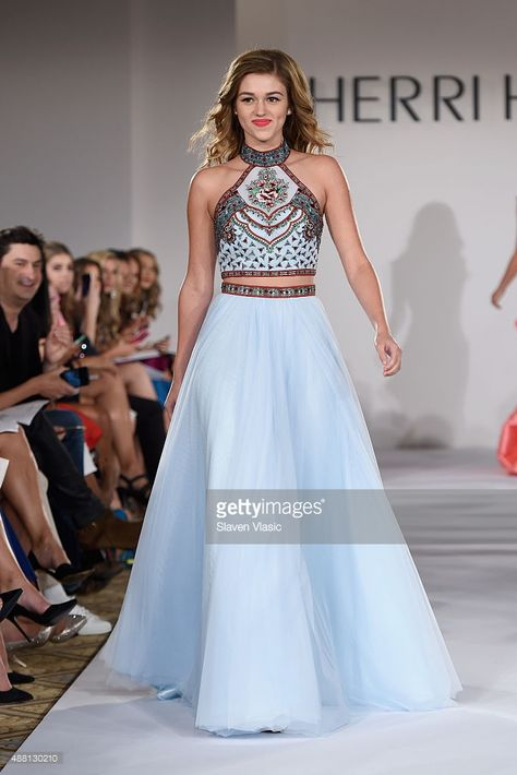 Sadie Robertsons Daddy Approved prom dress line by Sherri Hill ...