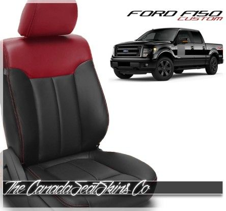 2009 2014 Ford F150 Custom Leather Upholstery 2014 Ford F150 Ford F150 Ford F150 Custom